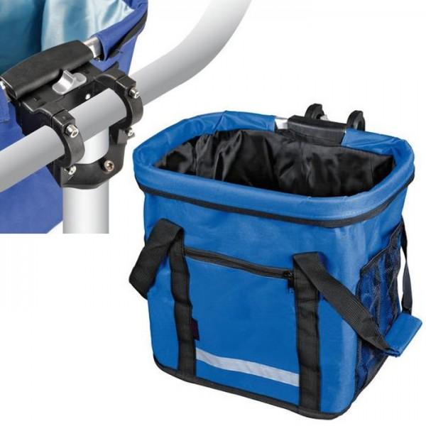 Fahrradkorb Fahrradtasche Transporttasche für Hunde Box Fahrrad mit Halterung