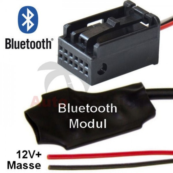 Bluetooth AUX IN Adapter Kabel für BMW E60 E61 E63 E64 E90 E91 E92 E93 E87 E88 E81 E82 X5 E70