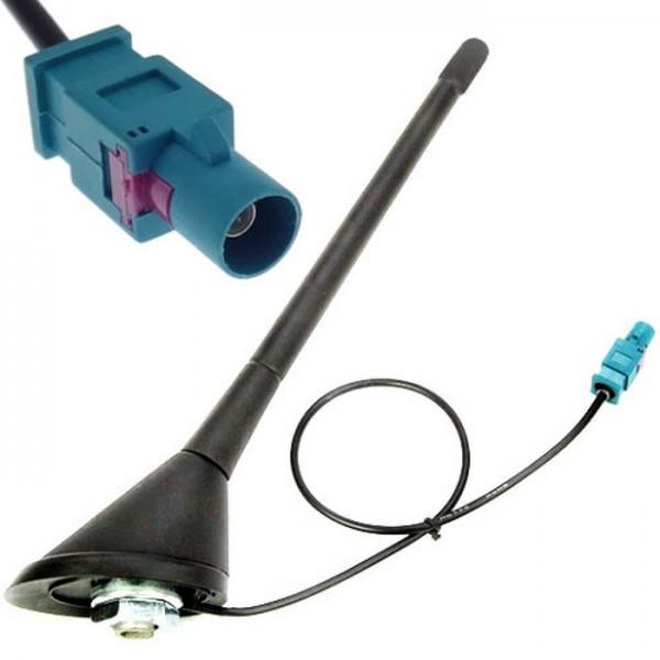 Dachantenne Antenne FAKRA Sockel Stabantenne Antennenfuss Dichtung Triplex Adapter