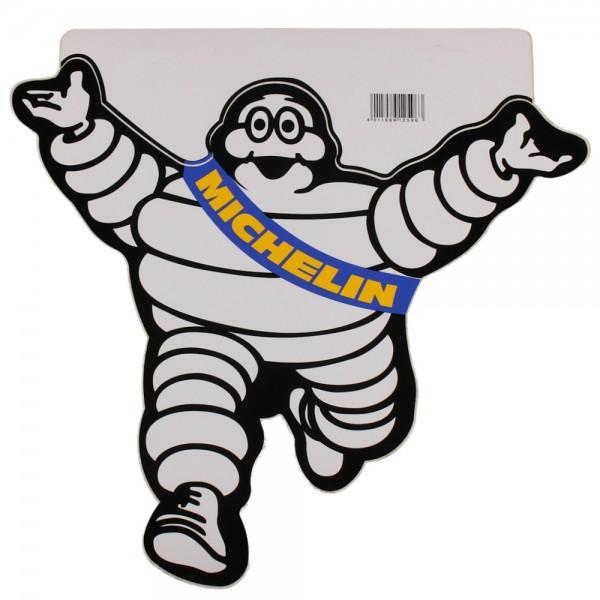 Michelin Männchen Bib Mann Bibendum Figur Aufkleber Sticker Logo Zeichen LKW Auto KFZ Bus