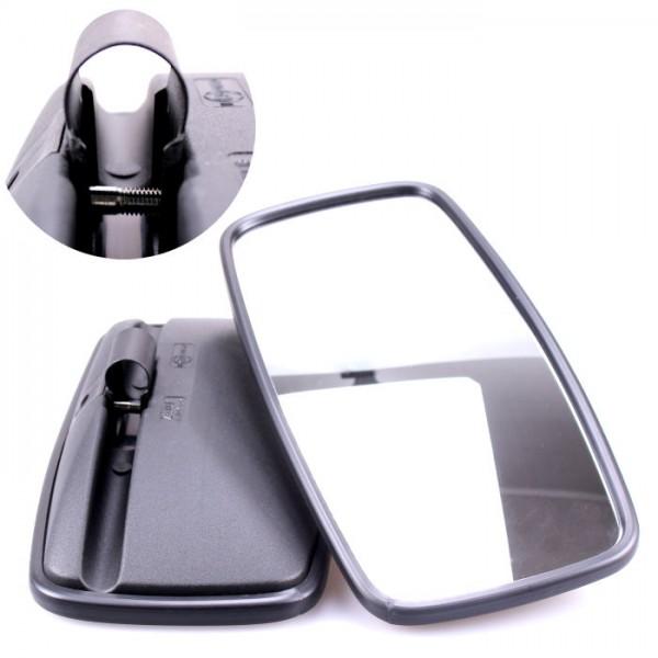 2x Universal Rückspiegel 410x205mm Außenspiegel Seitenspiegel LKW Bus Transporter